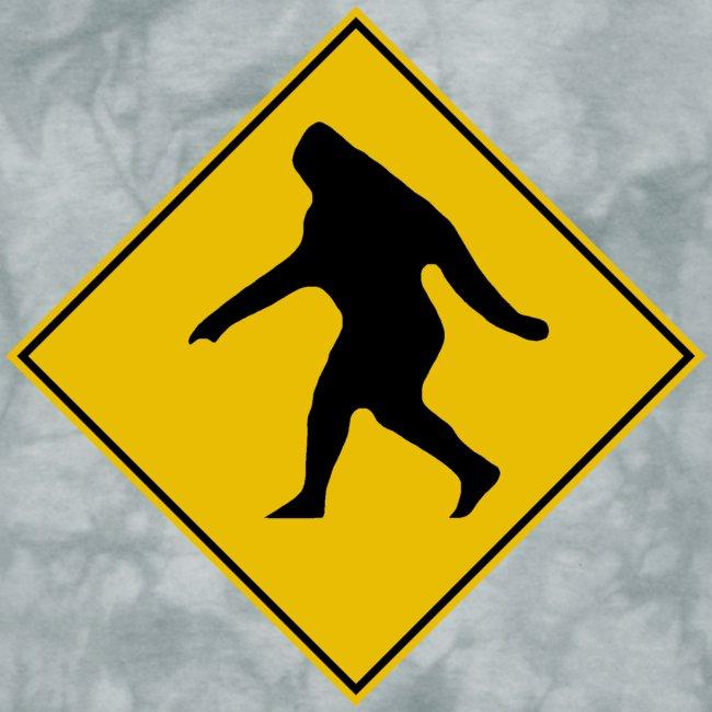 Bigfoot X-ing