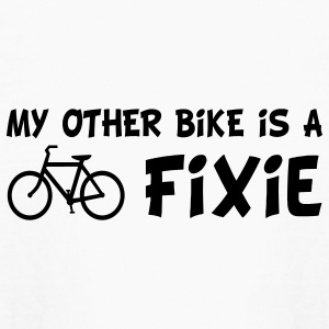 My Other Bike Is a Fixie Kids' Shirts - Kids' Long Sleeve T-Shirt