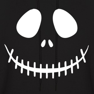 Skeleton Face Hoodies - Men's Hoodie