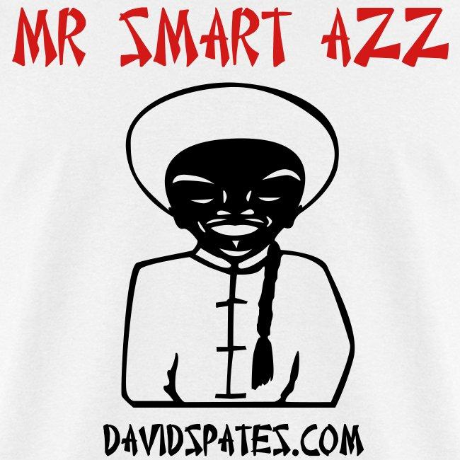Mr Smart Azz -  Men's Standard Weight T-Shirt
