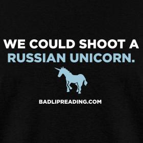 Design ~ RUSSIAN UNICORN