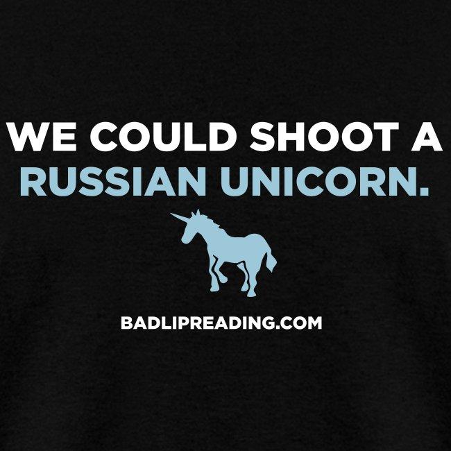 RUSSIAN UNICORN