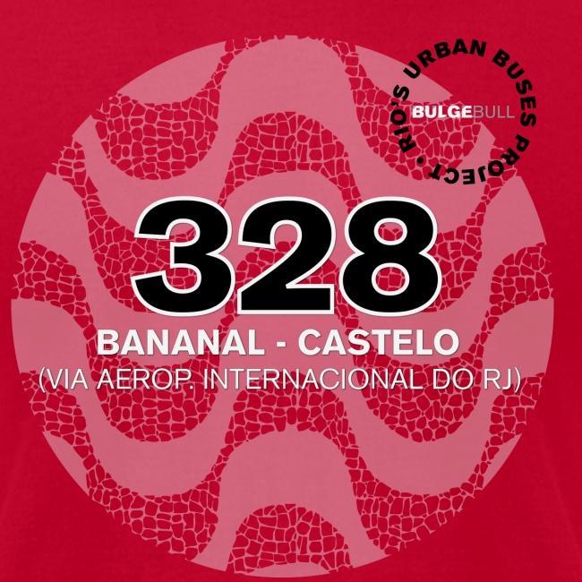 BULGEBULL 328 BANANAL-CASTELO