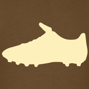 Soccer  Shoe T-Shirts - Men's T-Shirt