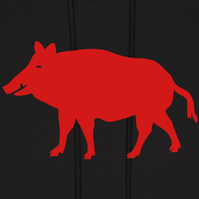 t-shirt wild boar hunter hunting forest animals nature pig rookie shoat