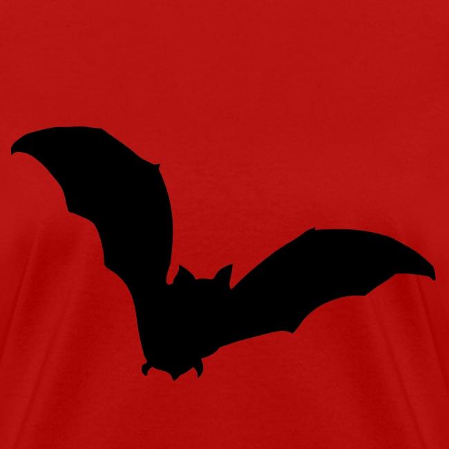 t-shirt bat wings vampire night halloween dracula blood