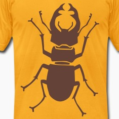 stag beetle deer moose elk antler antlers insect stag night bachelor party T-Shirts