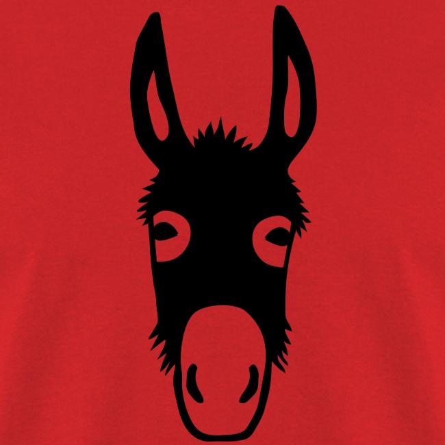 t-shirt donkey mule horse muli pony animal t-shirt