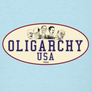OLIGARCHY USA - Men's T-Shirt