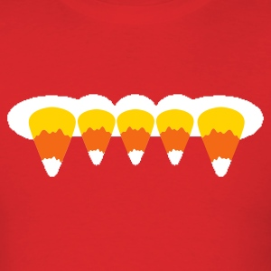 more corn candy teeth with gums T-Shirts - Men's T-Shirt
