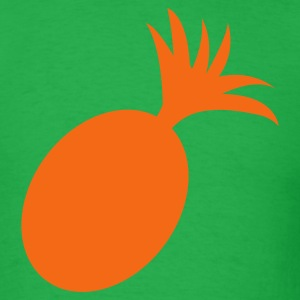 pineapple 1 color T-Shirts - Men's T-Shirt