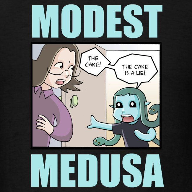 Medusa has discovered the truth!