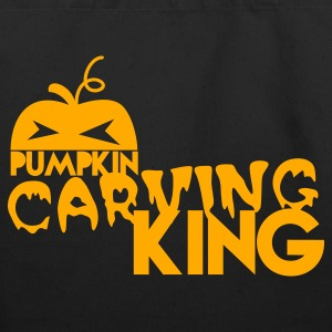 pumpkin carving king Bags  - Eco-Friendly Cotton Tote