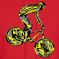 Design ~ Mountain Bike Hoodie - Dirt Bike Design