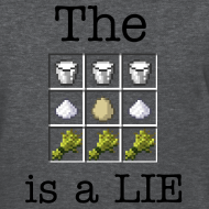 Design ~ The Cake is a Lie (Ladies)