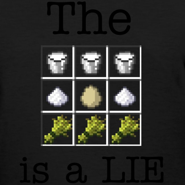 The Cake is a Lie (Ladies)