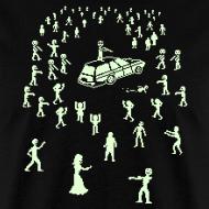 Design ~ Glow in the Fucking Dark Organ Trail Shirt