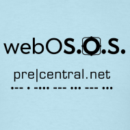 Design ~ webOS.O.S  Men's Standard T-Shirt