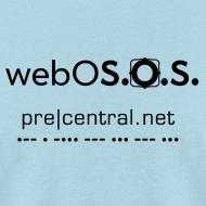 Design ~ webOS.O.S  Men's Standard T-Shirt