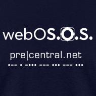 Design ~ webOS.O.S (white)  Men's Standard T-Shirt