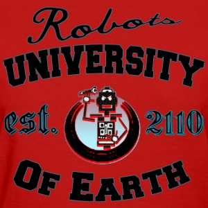 University Of Earth - Women's T-Shirt