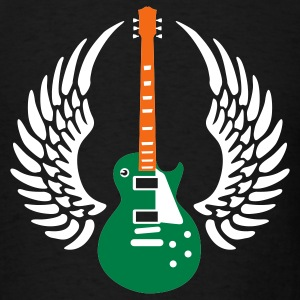 guitar_072011_a_3c T-Shirts - Men's T-Shirt