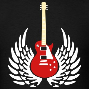guitar_072011_c_3c T-Shirts - Men's T-Shirt