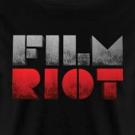 Design ~ Black Men's Tee Film Riot