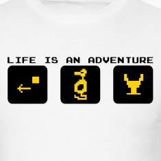 Life is an Adventure - Atari