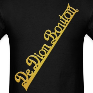 De Dion-Bouton Golden script - Men's T-Shirt