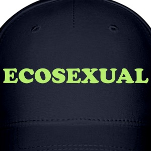 Ecosexual Ball Cap - Baseball Cap