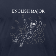 Design ~ English Major Shirt
