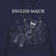 Design ~ English Major Hoodie