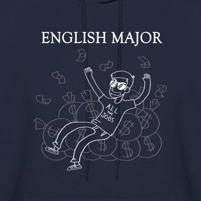 English Major Hoodie