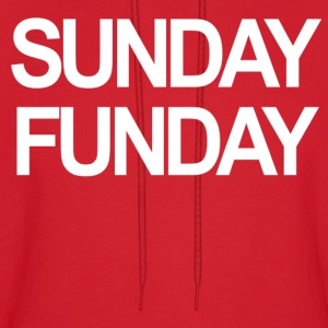 """Sunday Funday"" Jersey Shore Hoodies - stayflyclothing.com - Men's Hoodie"