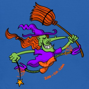 Crazy Witch Jumping Sweatshirts - Kids' Hoodie