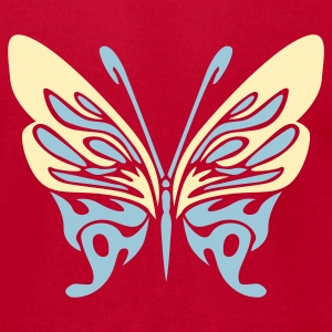 butterfly T-Shirts - Men's T-Shirt by American Apparel