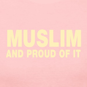 MUSLIM and proud of it - Women's Long Sleeve Jersey T-Shirt