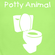 Design ~ Potty Animal