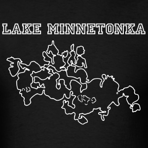 Lake Minetonka - Men's T-Shirt