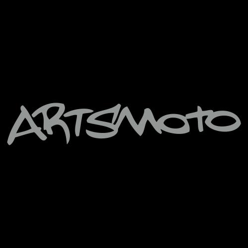 "Logo Arts Moto Logo ""Plain Tag"""