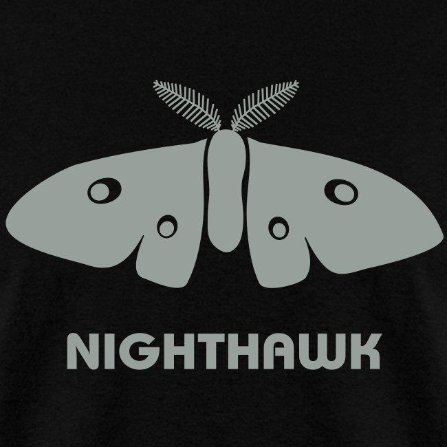 t-shirt moth butterfly nighthawk fly by night stag night