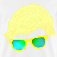 Design ~ Yellow Glasses; MENS.