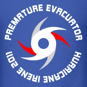 Premature Evacuator T-Shirts - Men's T-Shirt