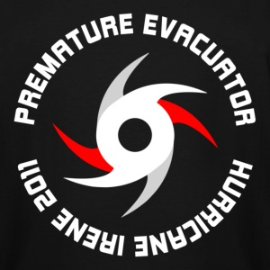 Premature Evacuator T-Shirts - Men's Tall T-Shirt