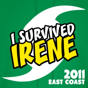 Survived Irene 2011 Hoodies - Men's Hoodie