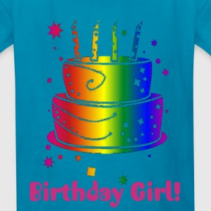 Birthday Girl! - Kids' T-Shirt