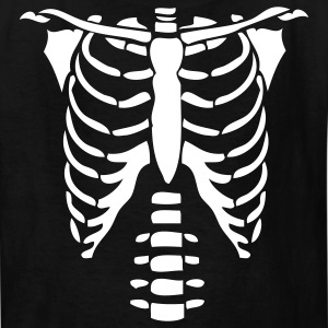 Skeleton Torso Halloween Costume Kids T Shirts - Kids' T-Shirt