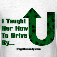 Design ~ I taught her how to drive by
