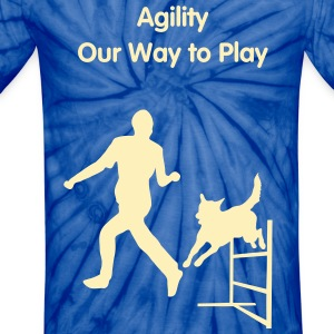 Our Way to Play - Unisex Tie Dye T-Shirt